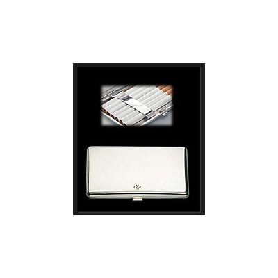 Sillems Zigaretten-Etui 12er 100 mm mit Klammern 1149
