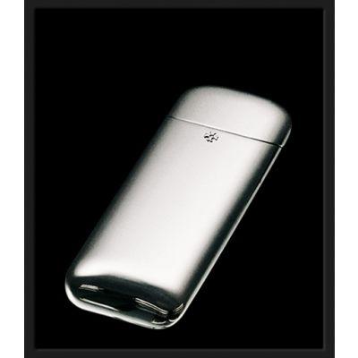 Sillems Zigarren Röhre 3er, 925er Sterling Silber 1178
