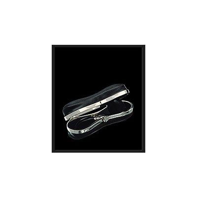 Sillems Pfeifenetui 2er, 925er Sterling Silber 2507