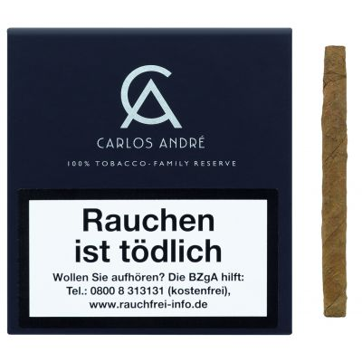 Carlos André Family Reserve Cigarillos (20er Packung)