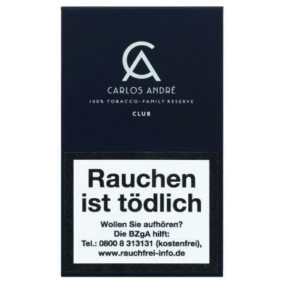 Carlos André Family Reserve Cigarillos (5er Packung)