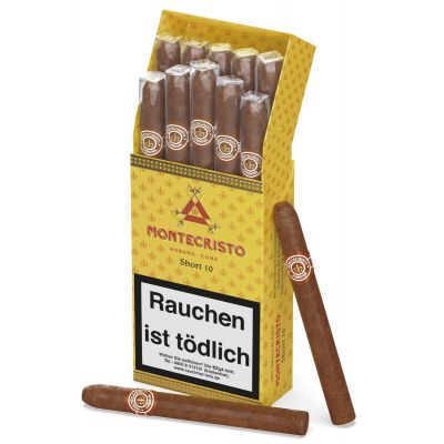 Montecristo Short (10er Pack)