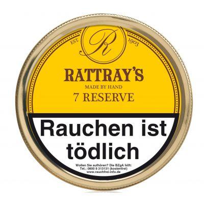 RATTRAY'S - BRITISH LINE 7 RESERVE / 50 Gramm Dose