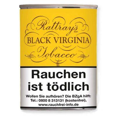 RATTRAY'S - BRITISH LINE BLACK VIRGINIA / 100 Gramm Dose