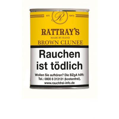RATTRAY'S - BRITISH LINE BROWN CLUNEE / 100 Gramm Dose