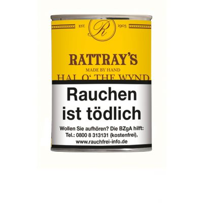 RATTRAY'S - BRITISH LINE HAL O' THE WYND / 100 Gramm Dose