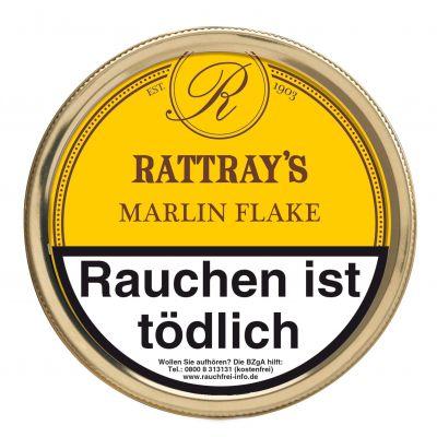 RATTRAY'S - BRITISH LINE MARLIN FLAKE / 50 Gramm Dose