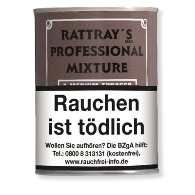 RATTRAY'S - BRITISH Collection PROFESSIONAL MIXTURE / 100 Gramm Dose