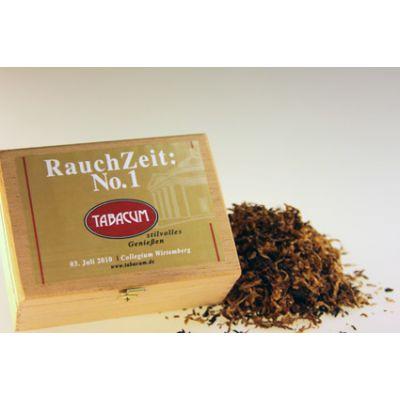 Tabacum Rauchzeit No. 1 / 100 Gramm