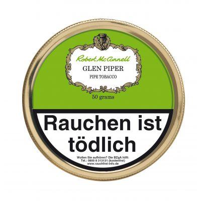 ROBERT MC CONNELL - GLEN PIPER / 50 Gramm Dose