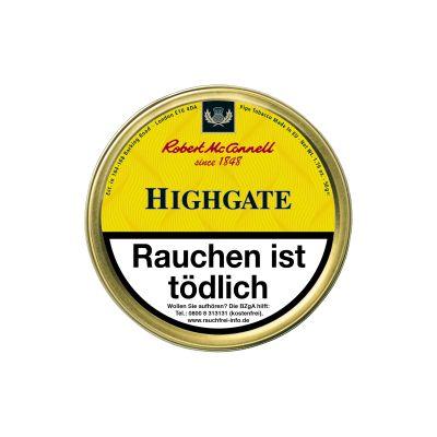 Robert McConnell Heritage Highgate / 50 Gramm Dose