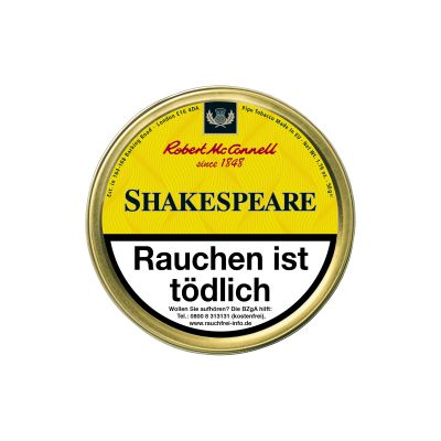Robert McConnell Heritage Shakespeare / 50 Gramm Dose