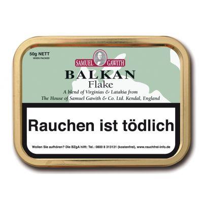 Gawith Balkan Flake / 50 Gramm Dose