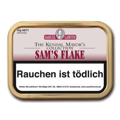 Gawith Sam's Flake / 50 Gramm Dose