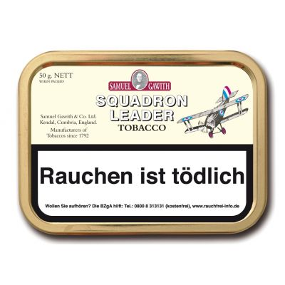 Gawith Squadron Leader  / 50 Gramm Dose