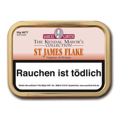 Gawith St. James Flake / 50 Gramm Dose