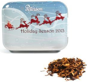 Peterson Holiday Tabak